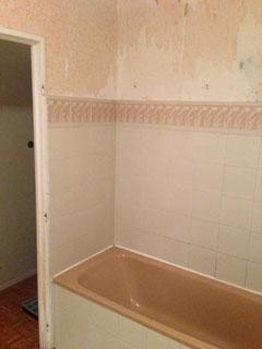 Am nagement int rieur salle de bain r fection twins refit - Refection salle de bain ...