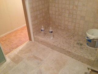 Am nagement salle de bain r fection par twins refit - Cout refection salle de bain ...
